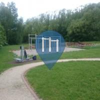 Wölfersheim - Street Workout Anlage - Playparc - Wölfersheimer See