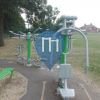 Arnold - Outdoor Fitnesstation - Killisick Recreation Ground