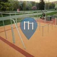 Brno (Lesna) - Parkour Park