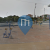 Barras dominadas - Entroncamento - Parque Radical Entroncamento