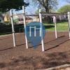 Philadelphia - Parque Calistenia - Vernon Park