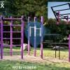 Kadaň - Parc Street Workout - Colmex