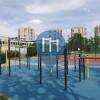 уличных спорт площадка - Варшава - Cynamonowa