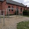 Воркаут площадка - Бранденбург-на-Хафеле - Workout Brandenburg Neustadt