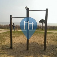 Rivedoux-Plage - Exercise Gym at the Beach