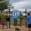 Quilicura - Ginásio ao ar livre - Gimnasio al aire libre