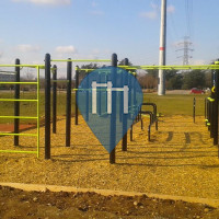 Lyon - Calisthenics Park - Parilly