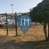 Outdoor Gym - Križna Luka Calisthenics Gym Beach Spot