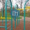 Мерзебурга - Воркаут площадка - Thomas Mutzer Park