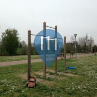 Parma - Fuga de Fitness - Via Eduardo Peppino e Titina De Filippo