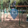 Mexico City - Street Workout Park - Parque Naucalli