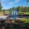 Лулео - Воркаут площадка - Kanalparken