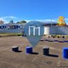 Ginásio ao ar livre - Domérat - Aire de fitness AirFit