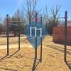 San Martín de la Vega - Street Workout Park - Parque del V Centenario
