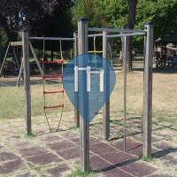 Rimini - Miramare - Calisthencis Equipment - Spina Verde