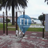 Barras de dominadas al aire libre - San Vicente de la Barquera - Park in san vicente de la baquera, spain