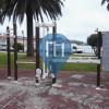 Ginásio ao ar livre - San Vicente de la Barquera - Park in san vicente de la baquera, spain