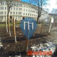 Вена - Воркаут площадка - Ottakring