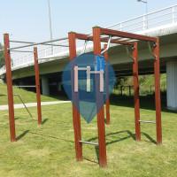 Porto - Workout Facility - Parque Ponte Maria Pia