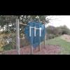 Milton Keynes - турники - The Open University