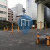 Токио - уличных спорт площадка - Kameido