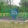 Novi Sad - Street Workout Park - Limanski park
