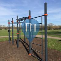 Romford - 徒手健身公园 - Rise Park