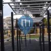 Воркаут площадка - Альбенга - Parco Calisthenics - Spartaco