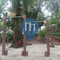 Santo André - Street Workout park - Parque Professor Antonio Pezollo