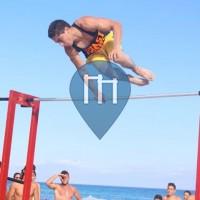 Kelibia - Beach Calisthenics - Mansoura Beach