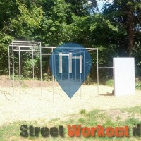 Reutlingen - Parc Street Workout - Jugendzentrum Bastille