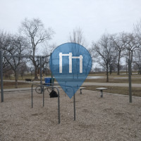 Chicago - Parque Street Workout - Center Pomp Station @ Lincoln Park