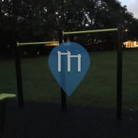 Londres - Barras Dominadas - Mint Street Park