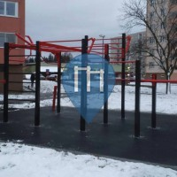 Ostrov - Parque Street Workout - RVL 13