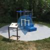 Barre de traction en plein air - Champcueil - Champcueil - Aire de fitness en accès libre