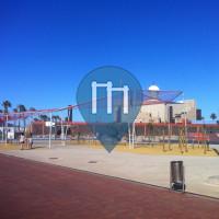 Las Palmas de Gran Canaria - 徒手健身公园  - Carretera. del Rincon