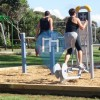 Mollymook - Outdoor Gym - Mitchell Parade