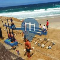 Rio de Janeiro - Outdoor-Fitnessstudio - Ipanema