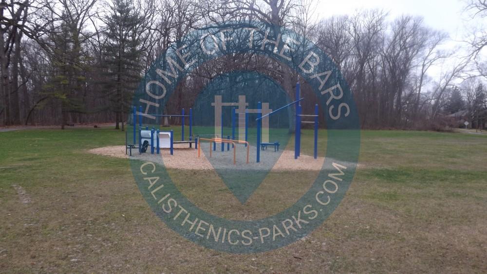 Toledo Calisthenics Gym Ottawa Park Iron Mountain