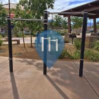 Las Vegas - Outdoor Gym - Mountain Edge Regional Park