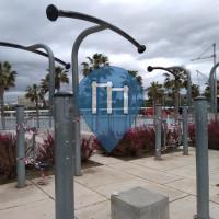 Barras dominadas - Málaga - Porto de Malaga