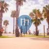 Málaga - Calisthenics Park - Parque de ejercicios del Paseo Marítimo