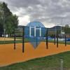 Рапперсвиль-Йона - уличных спорт площадка - Strandweg