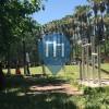 Ciudad de Mendoza - Gimnasio al aire libre - Parque General San Martin