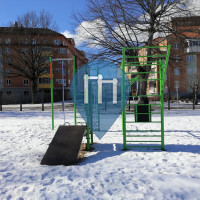 Норрчёпинг - Воркаут площадка - Gymnastikgatan