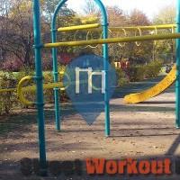 Warschau - Calisthenics Park - Sadyba