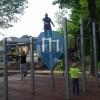 Waldershof - Street Workout Park - Stadtpark - Playparc