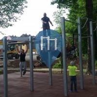 Waldershof - Calisthenics Park - Stadtpark - Playparc