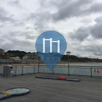 Bournemouth - Outdoor Pull Up Bar - Boscombe Promenade