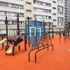 Saint-Denis - Street Workout Gym - Rue Romain Rolland